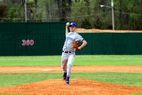 Baseball vs Perry Central 3-17-12
