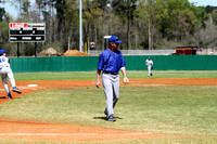 Baseball vs Lumberton 3-10-12